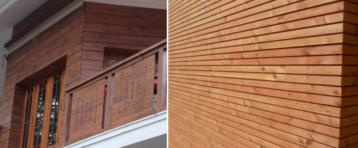 Solid woodready-madepaneling
